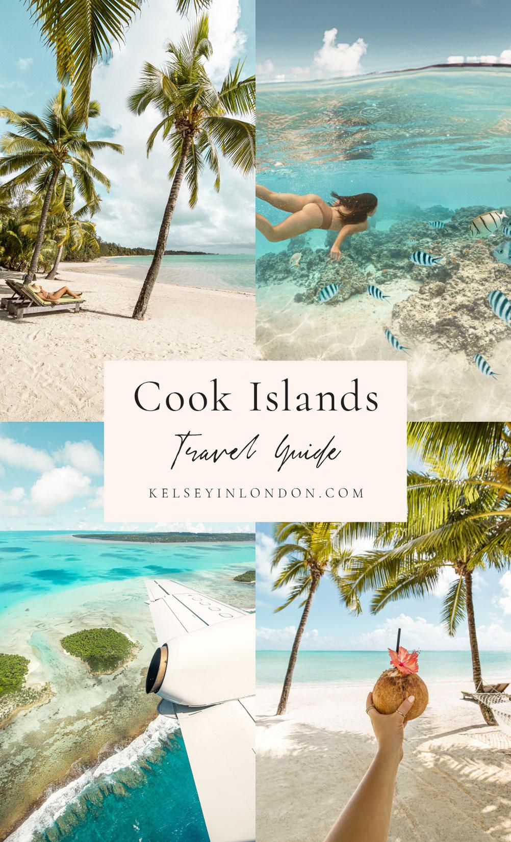 Cook Islands Travel Guide – Rarotonga – Aitutaki – Top things to do in the Cook Islands - Kelsey Heinrichs - @kelseyinlondon