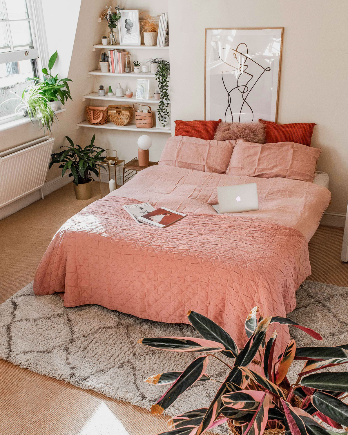 5 Bedroom Decor Ideas for a Spring Update , Kelsey in London
