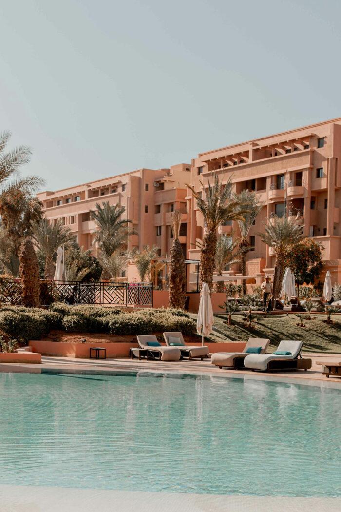 Review: Mövenpick Hotel Mansour Eddahbi Marrakech
