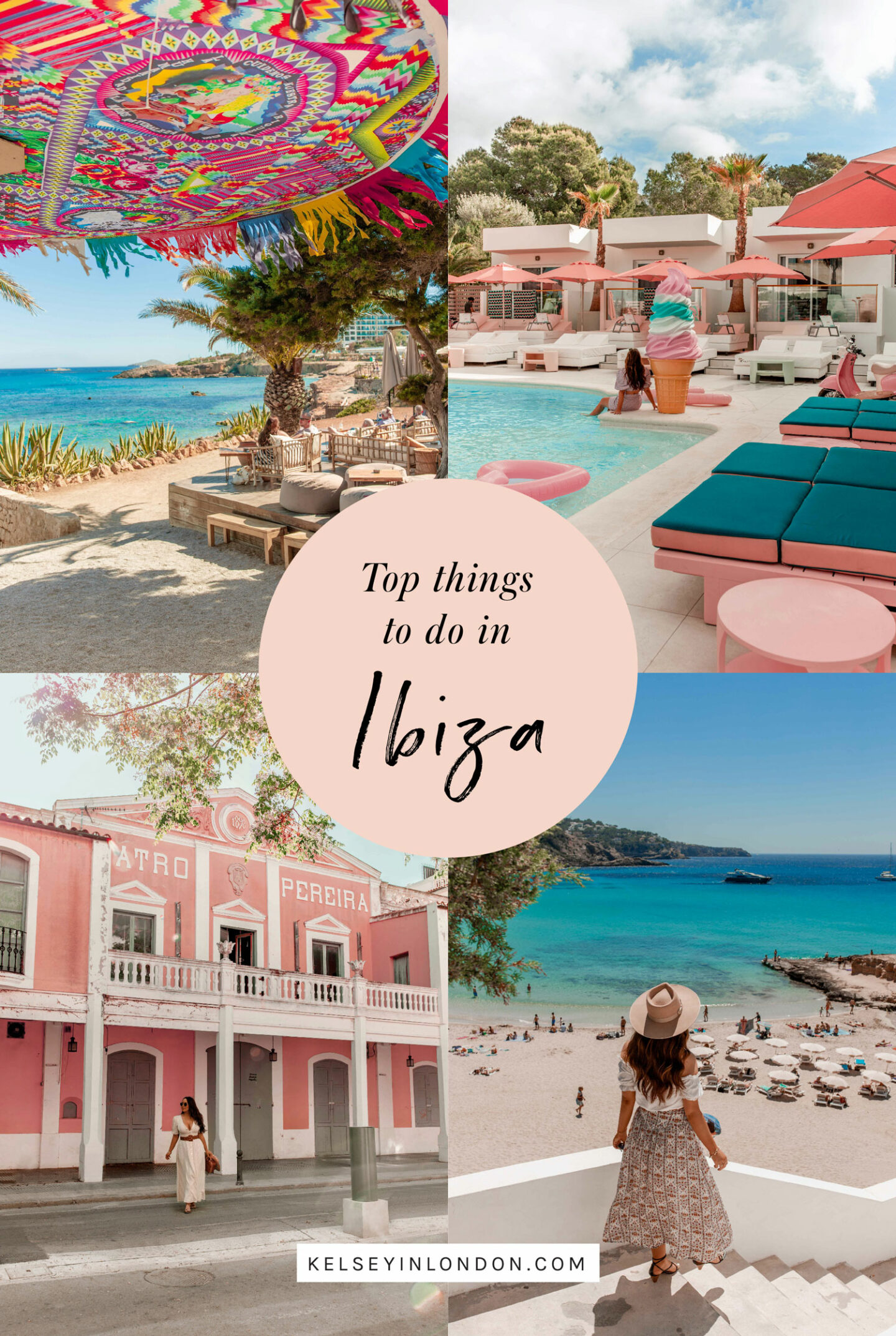 Top things to do in Ibiza Bucket list Instagram Story Template kelseyinlondon Kelsey Heinrichs What to do in Ibiza Where to go in Ibiza top places in Ibiza