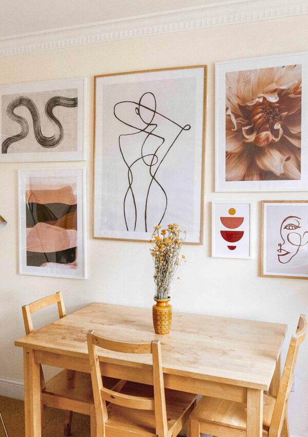 Summer Living Room Makeover + Giveaway