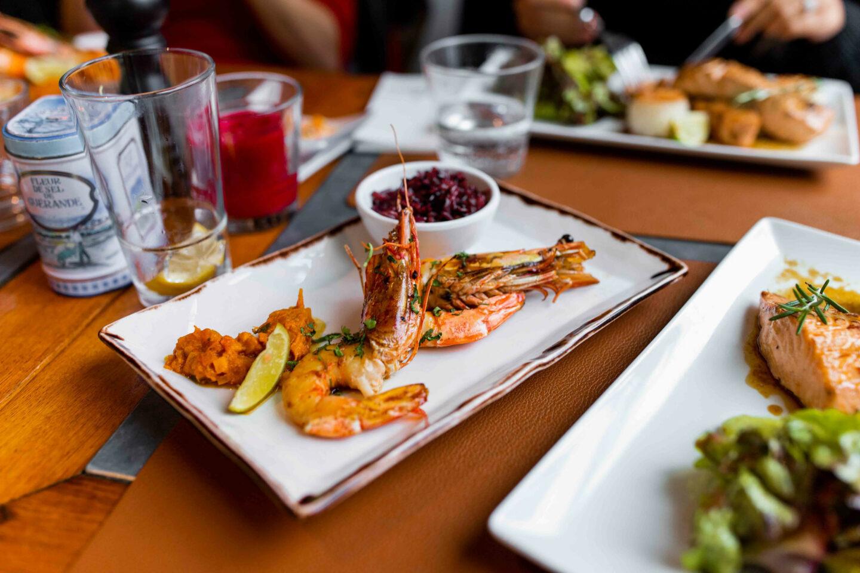 Dinner at La Potinière Things to do in Geneva Weekend in Geneva kelseyinlondon Kelsey Heinrichs