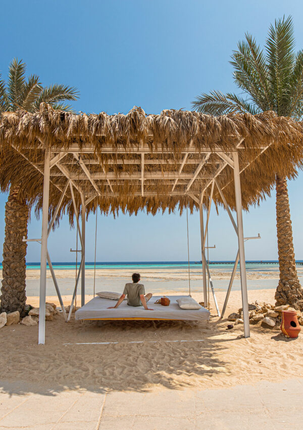 An Endless Summer in Soma Bay, Egypt