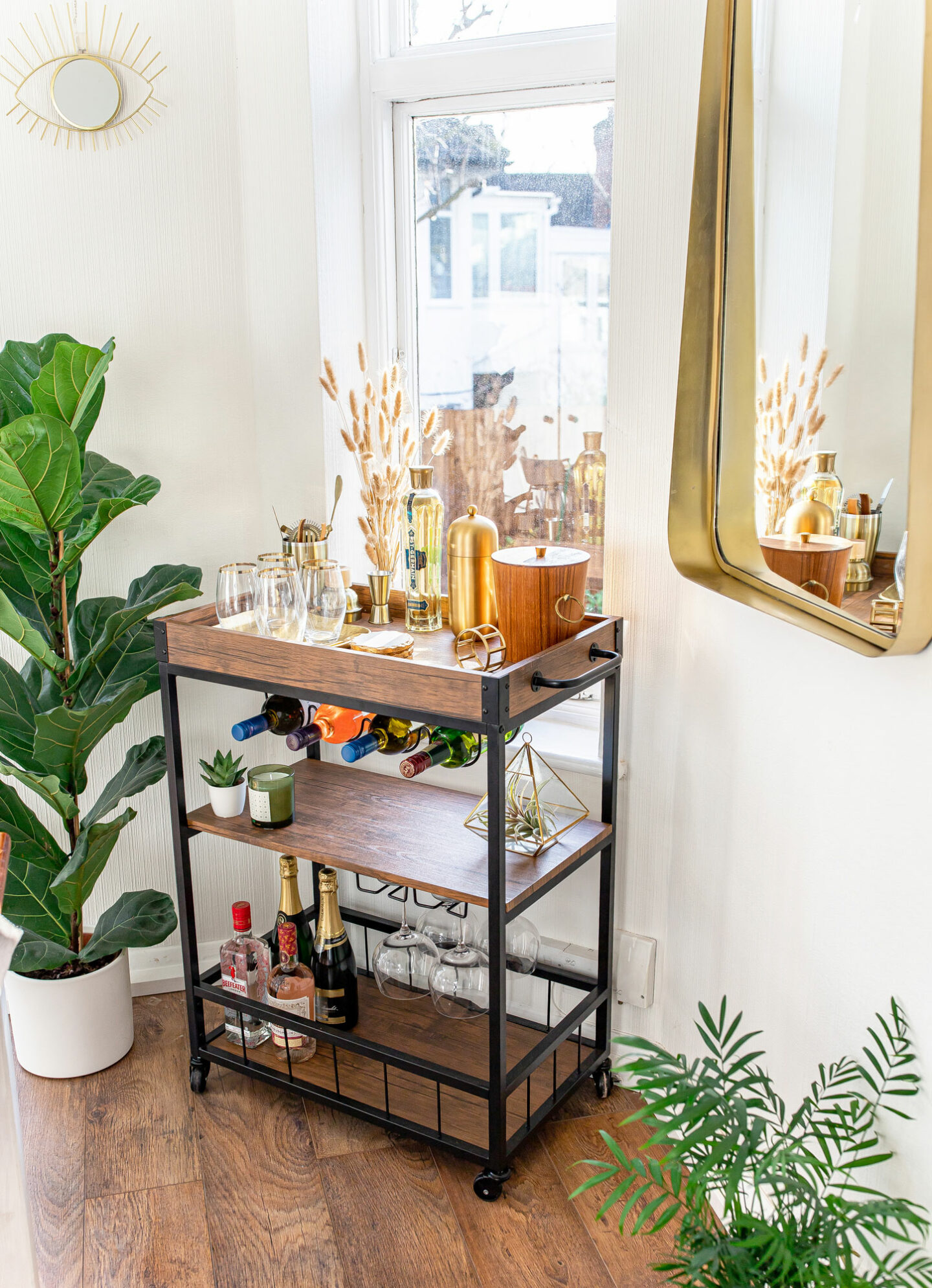 New Year Resolutions kelseyinlondon_new_year_resolutions_2020_homewithkelsey_bar_Cart_styling_bar_Cart_wayfair