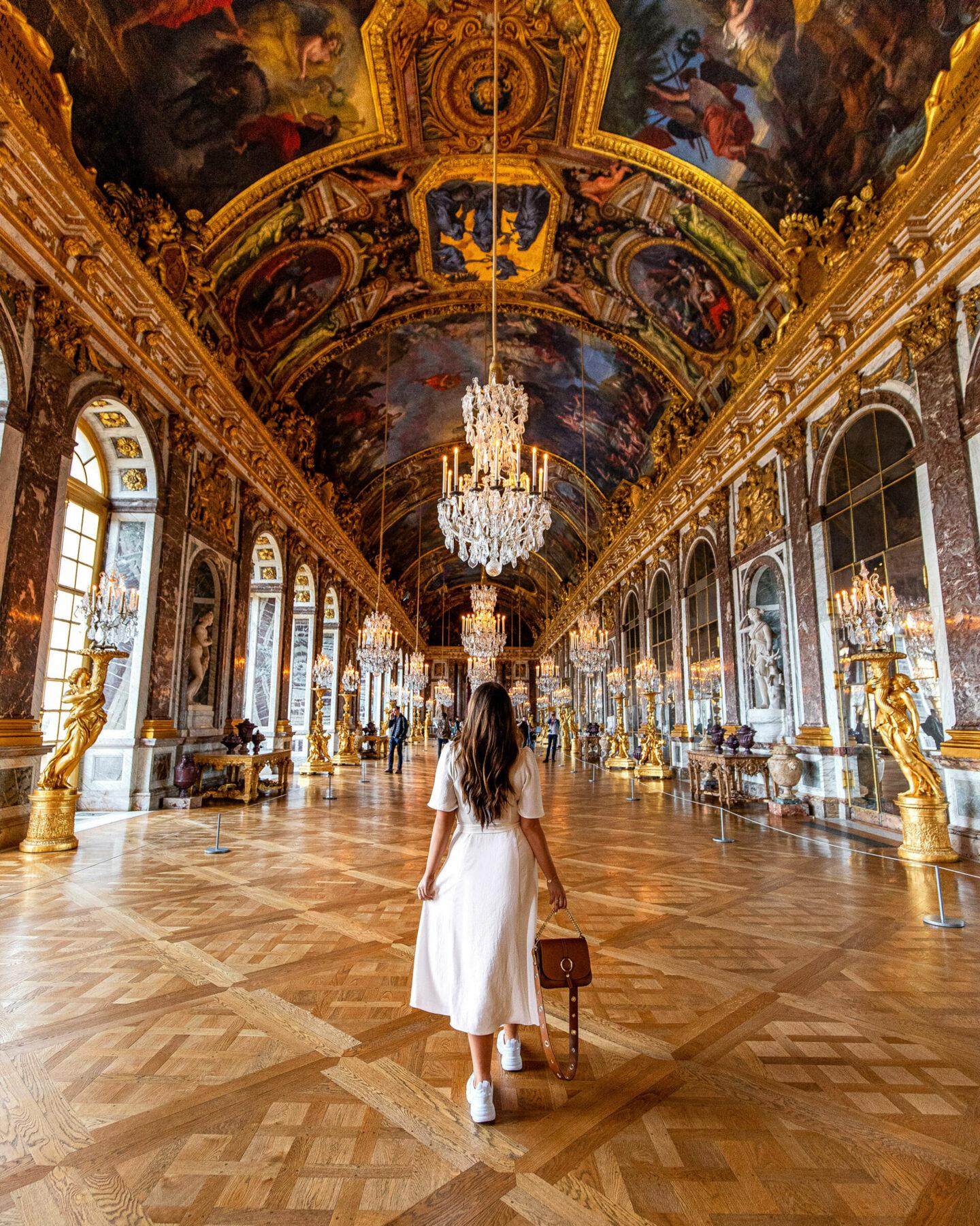 Paris Instagrammable Locations kelseyinlondon kelsey heinrichs things to do in Paris bucketlist Palace of Versailles