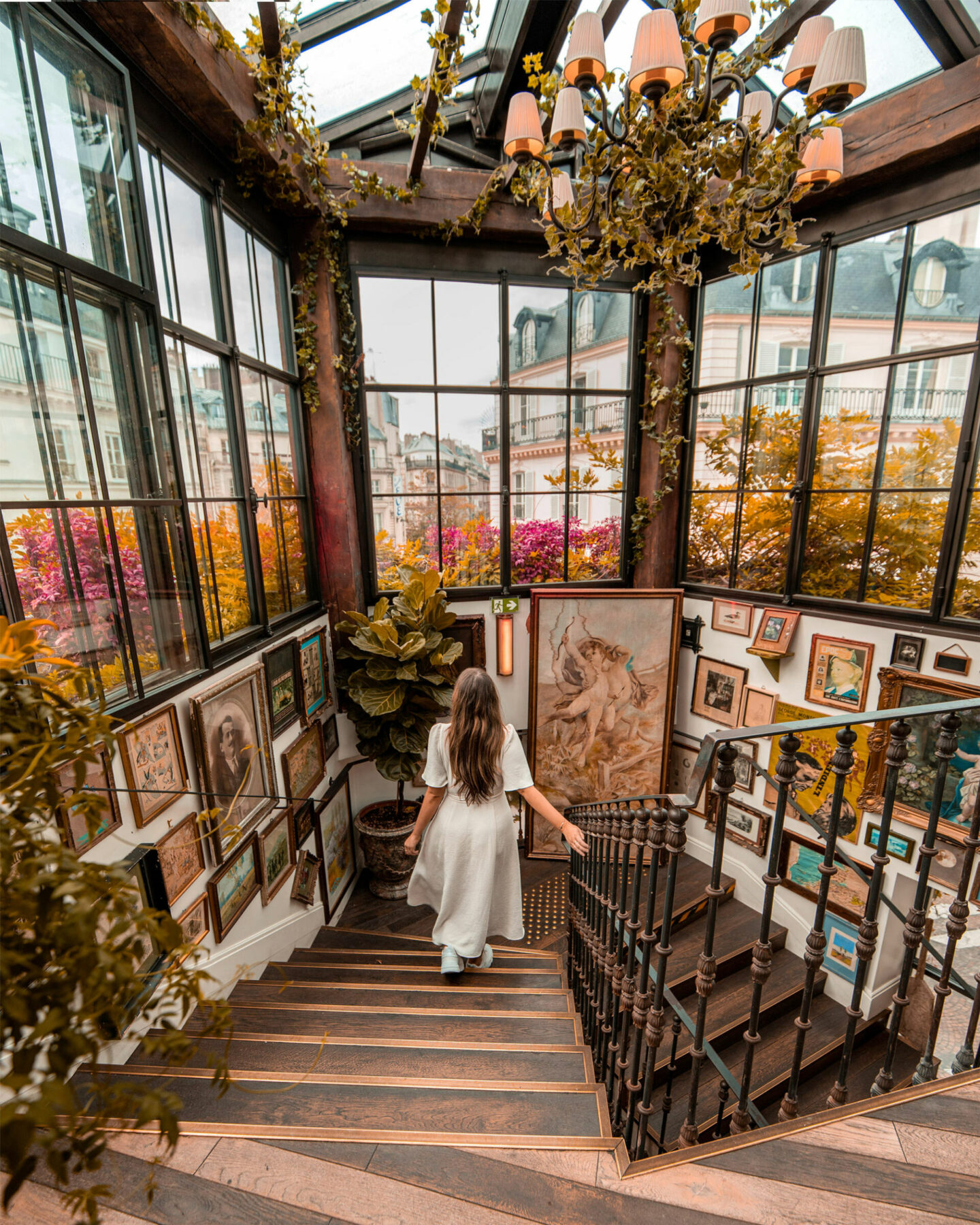 Paris Instagrammable Locations kelseyinlondon kelsey heinrichs things to do in Paris bucketlist Pink Mamma