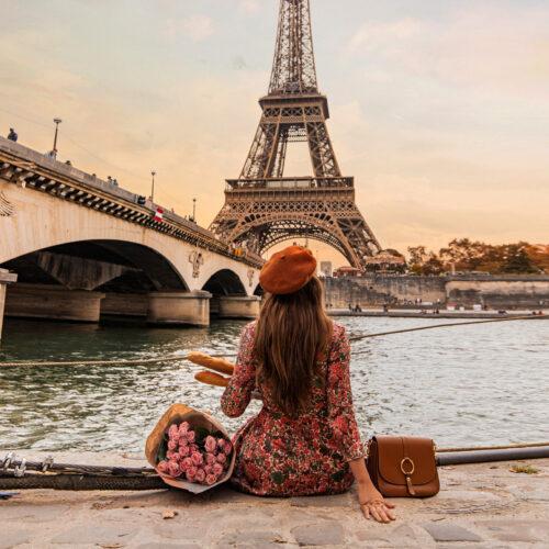 Paris Instagrammable Locations kelseyinlondon kelsey heinrichs things to do in Paris bucketlist Pont d'Iéna