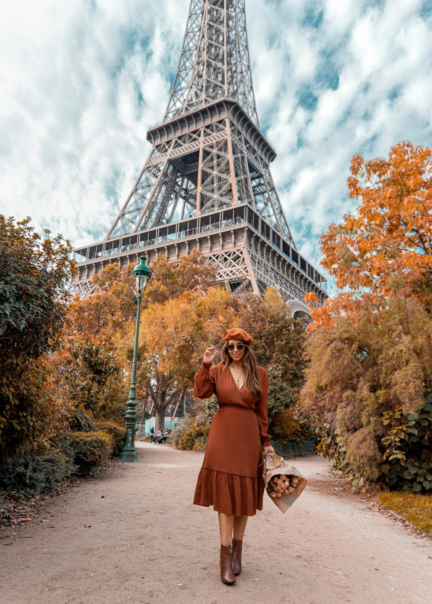 Paris Instagrammable Locations kelseyinlondon kelsey heinrichs things to do in Paris bucketlist eiffel tower