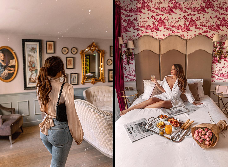 Paris Instagrammable Locations kelseyinlondon kelsey heinrichs things to do in Paris bucketlist hotel La Maison Favart best hotels paris