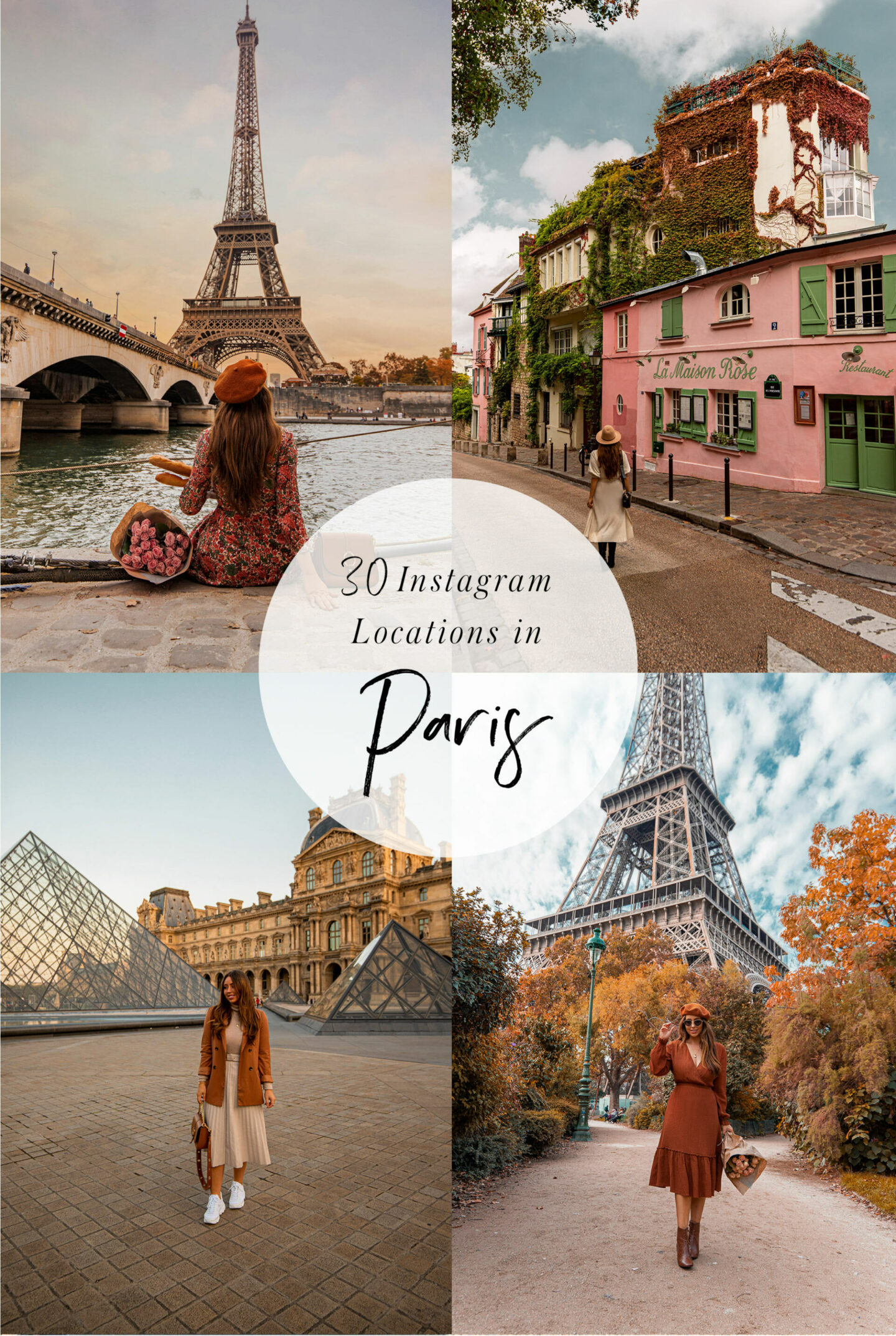 The Best Paris Instagrammable locations – Photo Spots in Paris – Paris Photography Locations – kelseyinlondon
