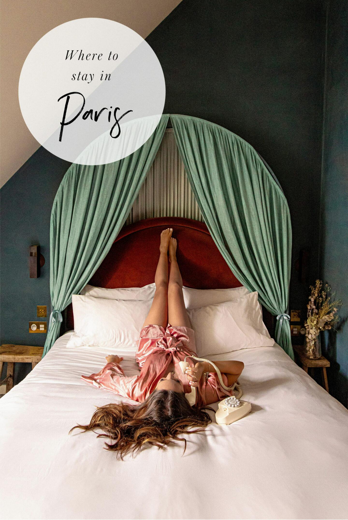 Where to stay in Paris – Paris Boutique Hotel - Best Hotels in Paris – kelseyinlondon – Hôtel des Grands Boulevards