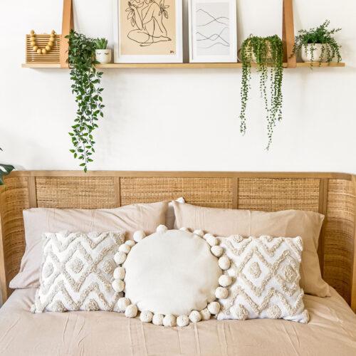 DIY-Shelf-Tutorial-Floating-Wooden-Shelf-with-Leather-Straps---Kelseyinlondon---homewithkelsey---Kelsey-Heinrichs